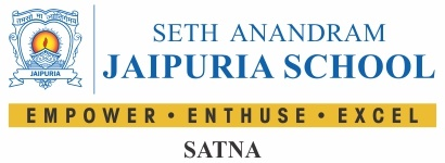 Seth Anandram Jaipuria School - Satna